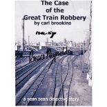 THE GREAT TRAIN ROBBERT - FROM A PRIVATE COLLECTION