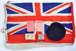ALFRED GEORGE WENHAM - D-DAY INTEREST COLLECTION
