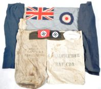 THE ROYAL AIR FORCE - COLLECTION OF ASSORTED VINTAGE ITEMS