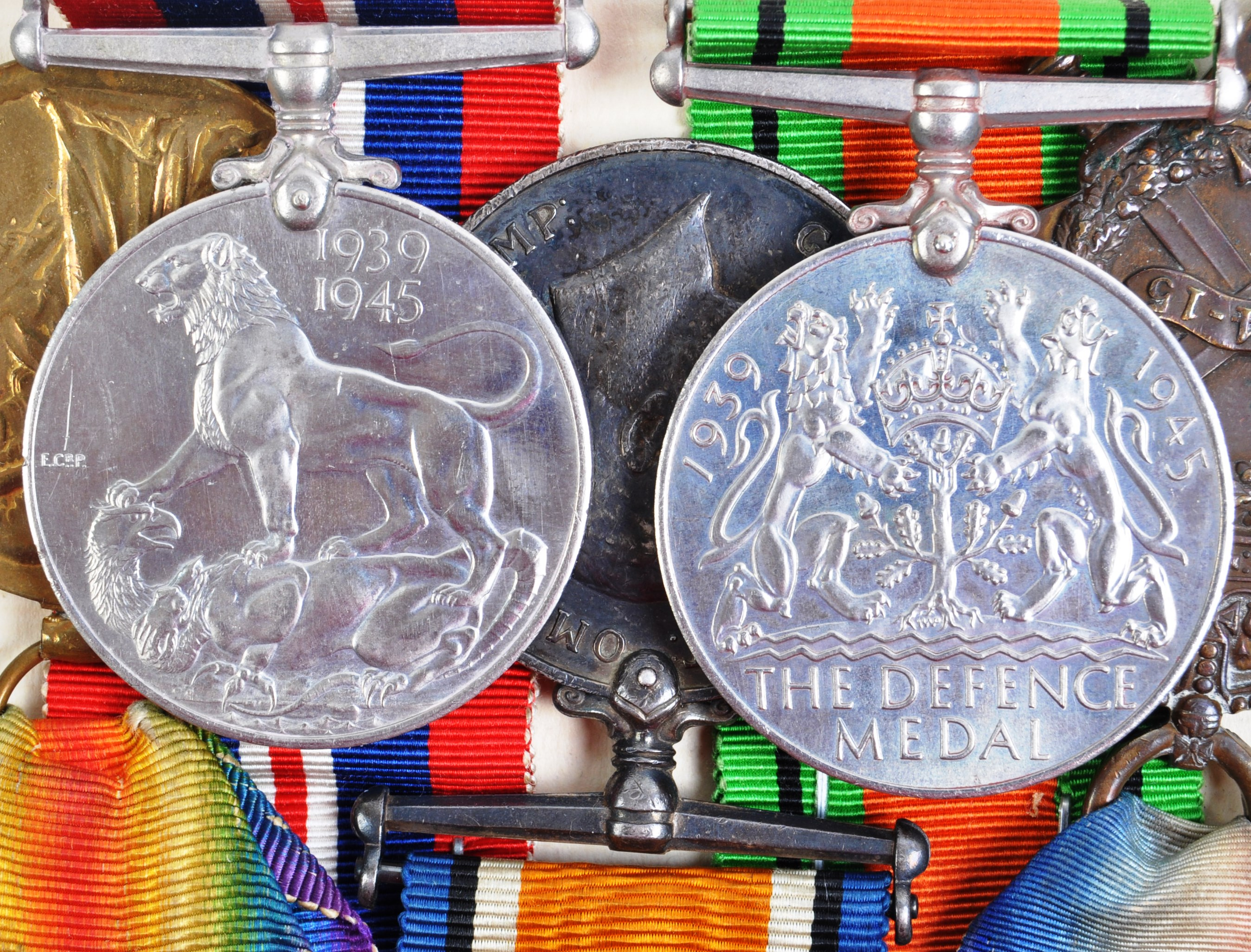 WWI & WWII SECOND WORLD WAR MEDAL GROUP - ROYAL NAVY - Image 5 of 5