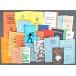 COLLECTION OF ASSORTED CIVIL DEFENCE