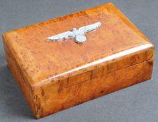 GERMAN WWII SECOND WORLD WAR THIRD REICH GERMAN TRINKET BOX