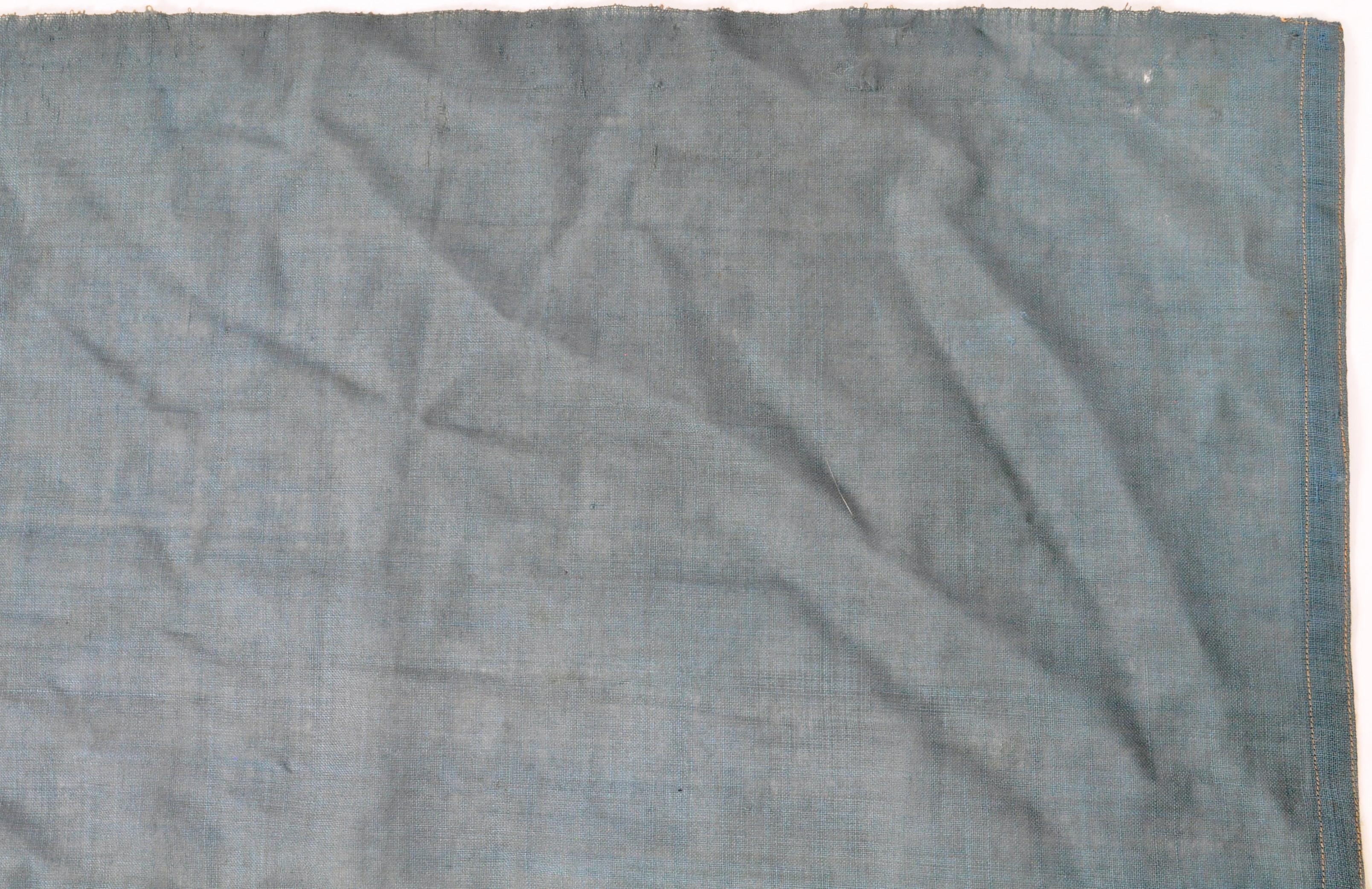 VINTAGE C1950S KOREAN WAR ERA UN UNITED NATIONS FLAG - Image 5 of 6