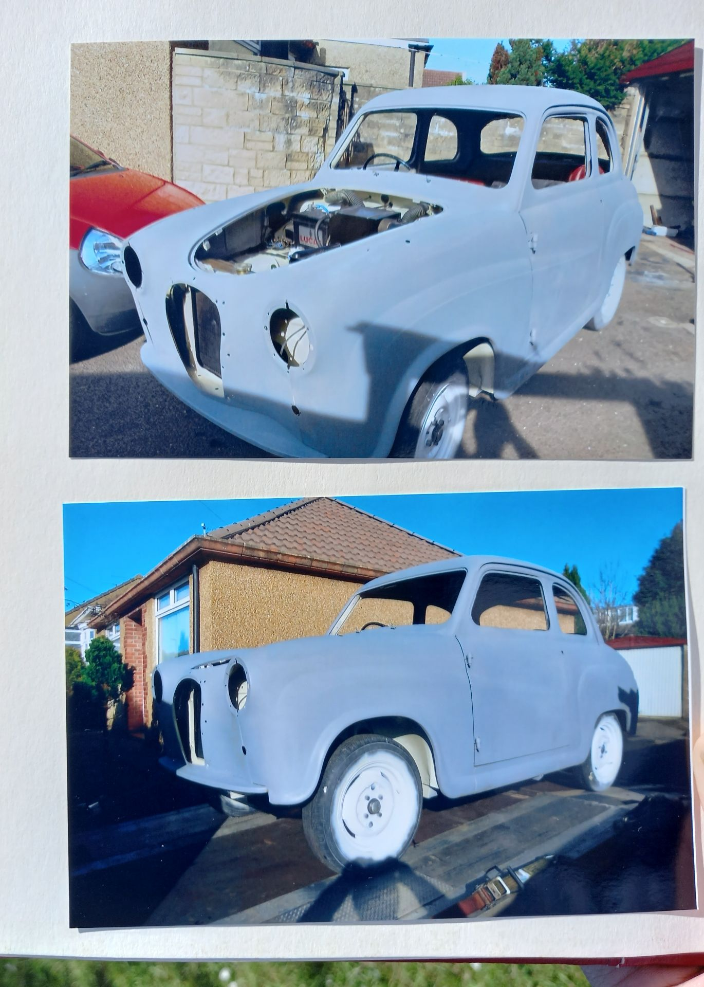VNP 158 - 1958 AUSTIN A35 SALOON - 948CC - FULLY RESTORED CLASSIC CAR - Image 23 of 24