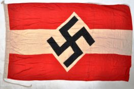 WWII SECOND WORLD WAR TYPE HITLER YOUTH FLAG