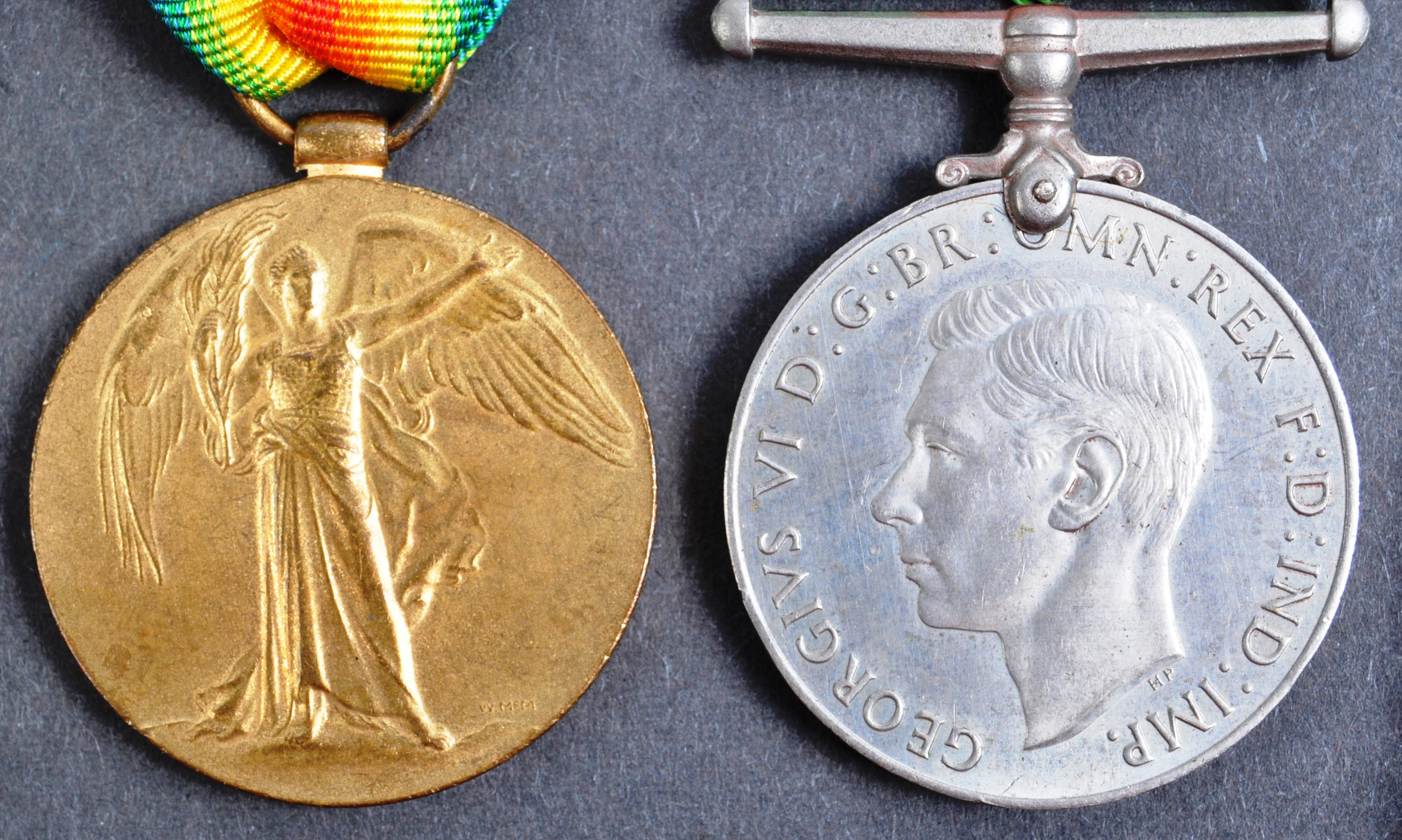 WWI & WWII INTEREST MEDAL GROUP - ACTING SERGEANT IN THE RAMC - Image 4 of 8