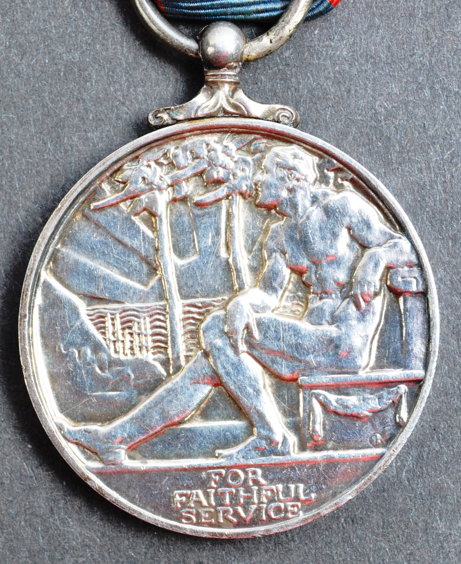 WWI FIRST WORLD WAR MEDAL GROUP - LEADING SEAMAN ROYAL NAVY - Image 7 of 10
