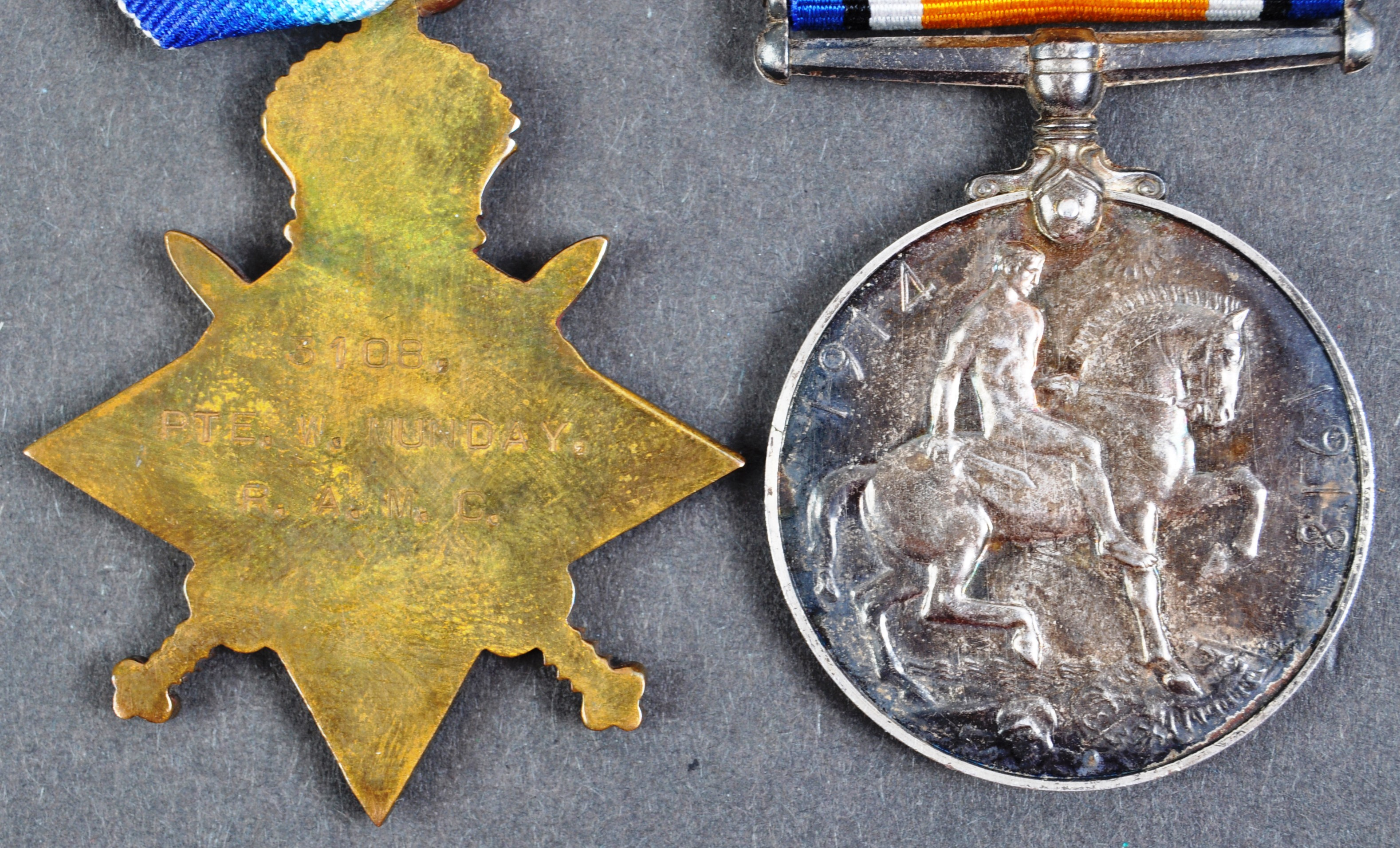 WWI & WWII INTEREST MEDAL GROUP - ACTING SERGEANT IN THE RAMC - Image 6 of 8