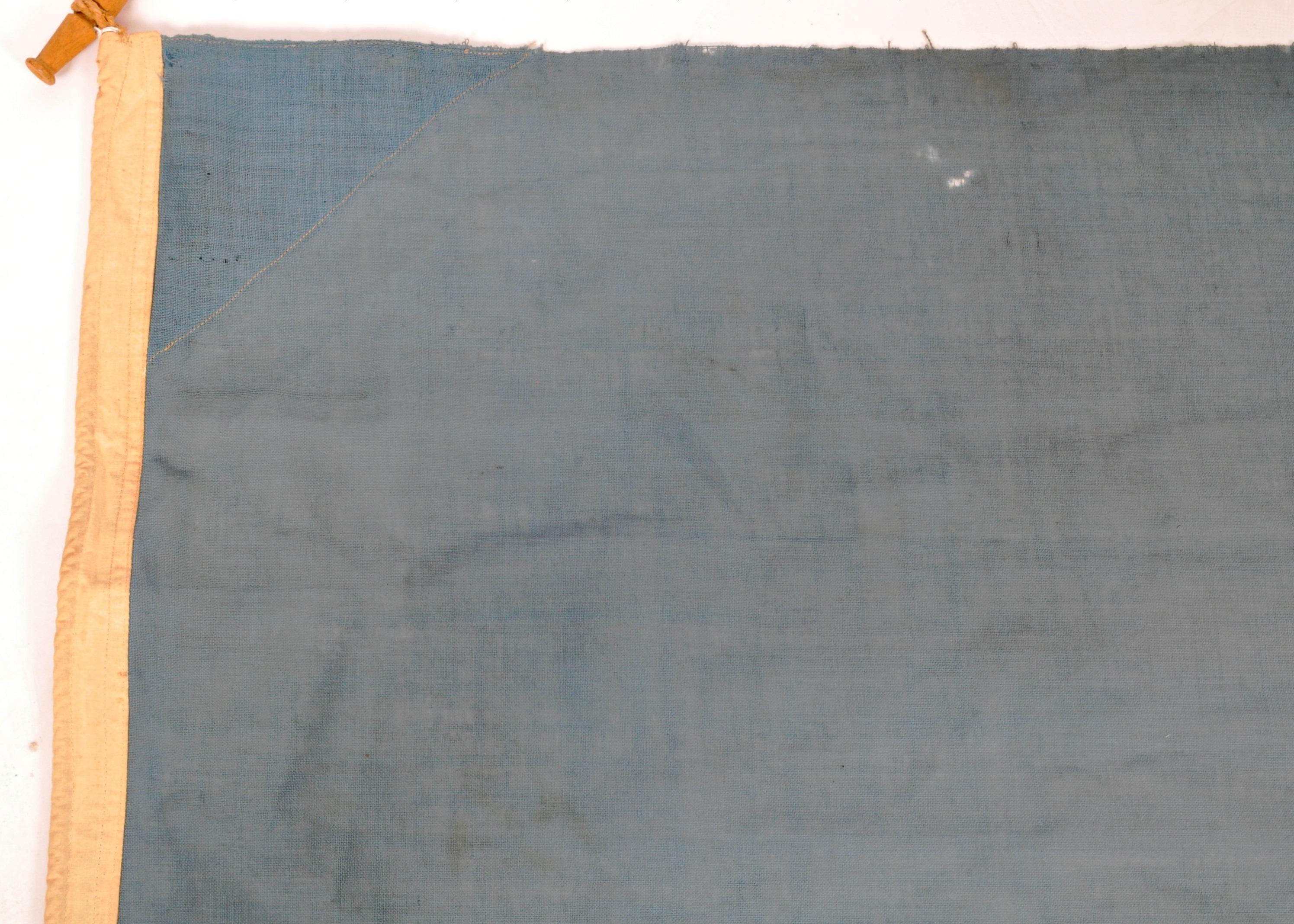 VINTAGE C1950S KOREAN WAR ERA UN UNITED NATIONS FLAG - Image 3 of 6
