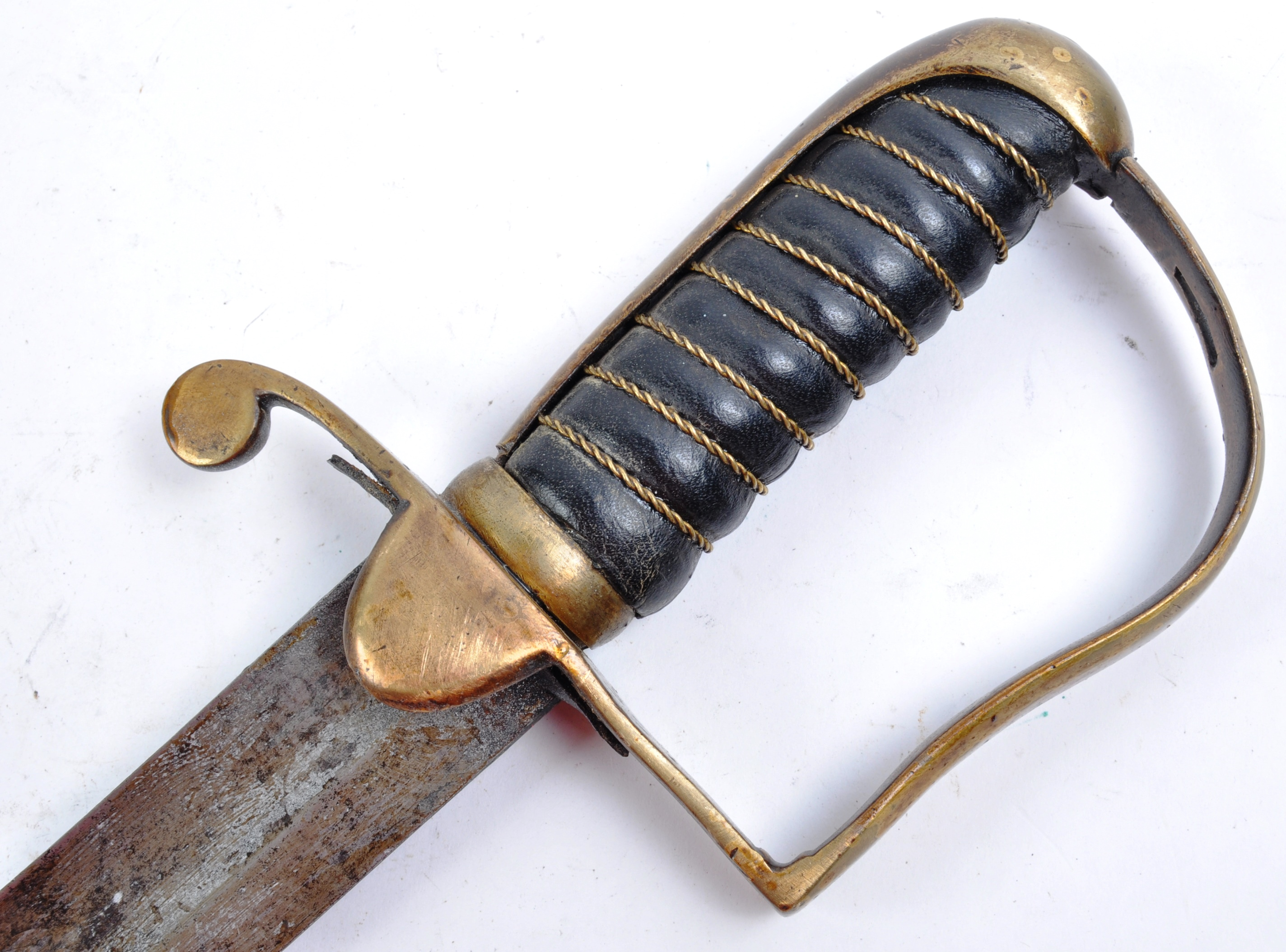 ANTIQUE BRITISH 1788 PATTERN LIGHT CAVALRY TROOPERS SWORD - Image 3 of 7
