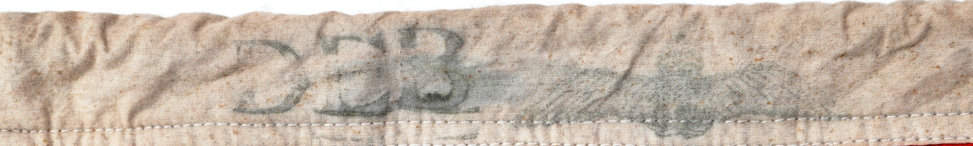 WWII SECOND WORLD WAR TYPE RAF AIRFIELD FLAG - DEBDEN - Image 6 of 8