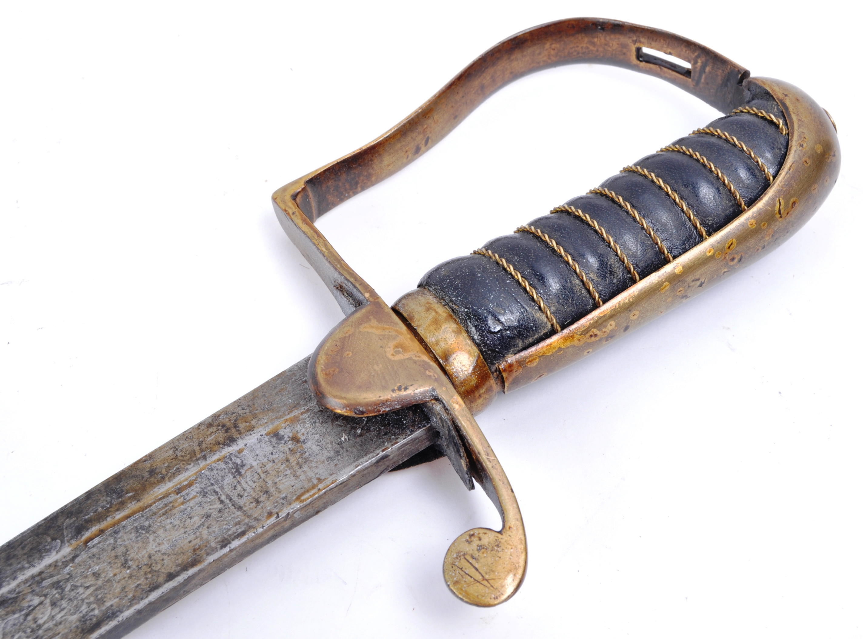 ANTIQUE BRITISH 1788 PATTERN LIGHT CAVALRY TROOPERS SWORD - Image 7 of 7