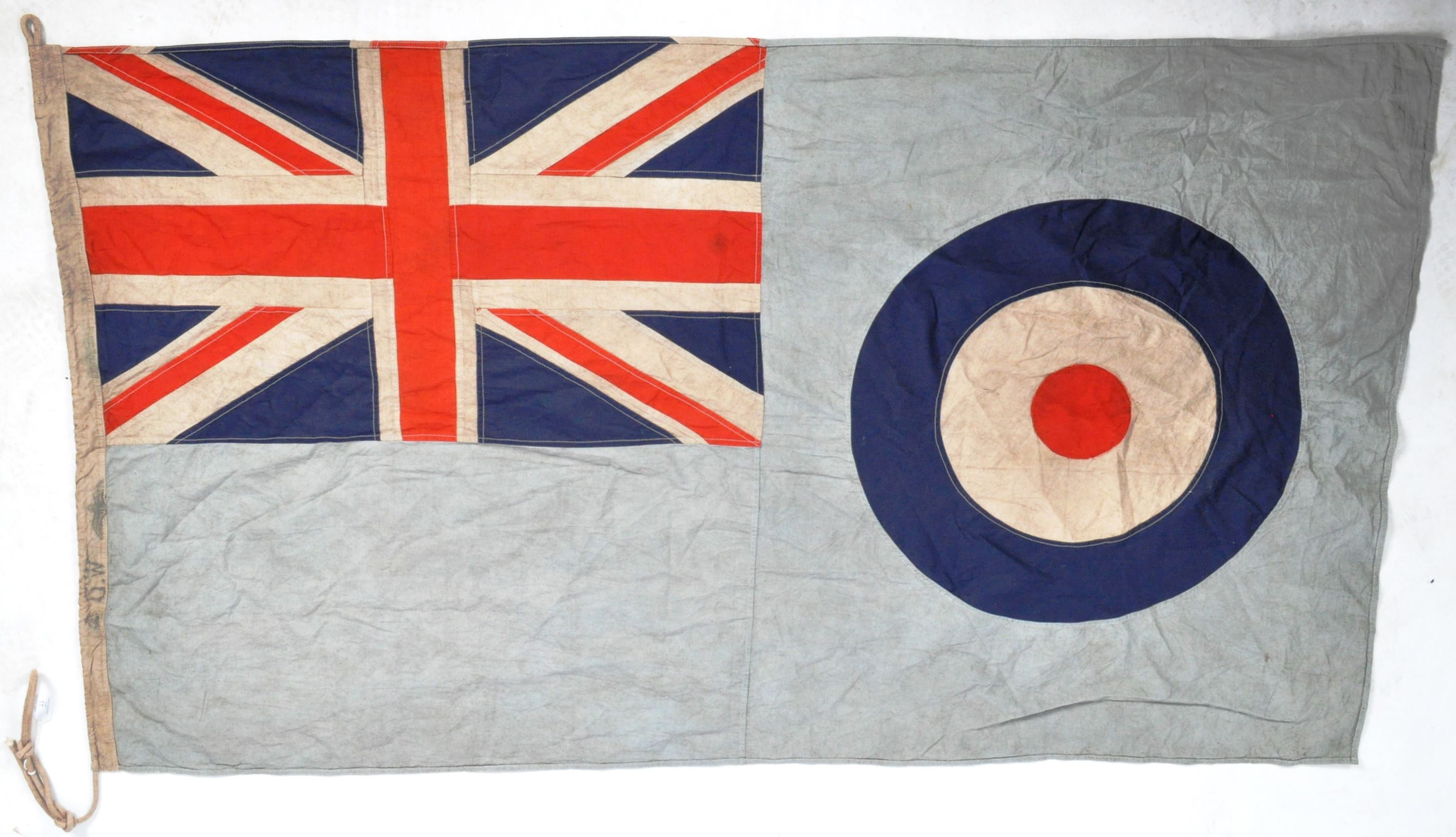 WWII SECOND WORLD WAR TYPE RAF AIRFIELD FLAG - DEBDEN - Image 8 of 8