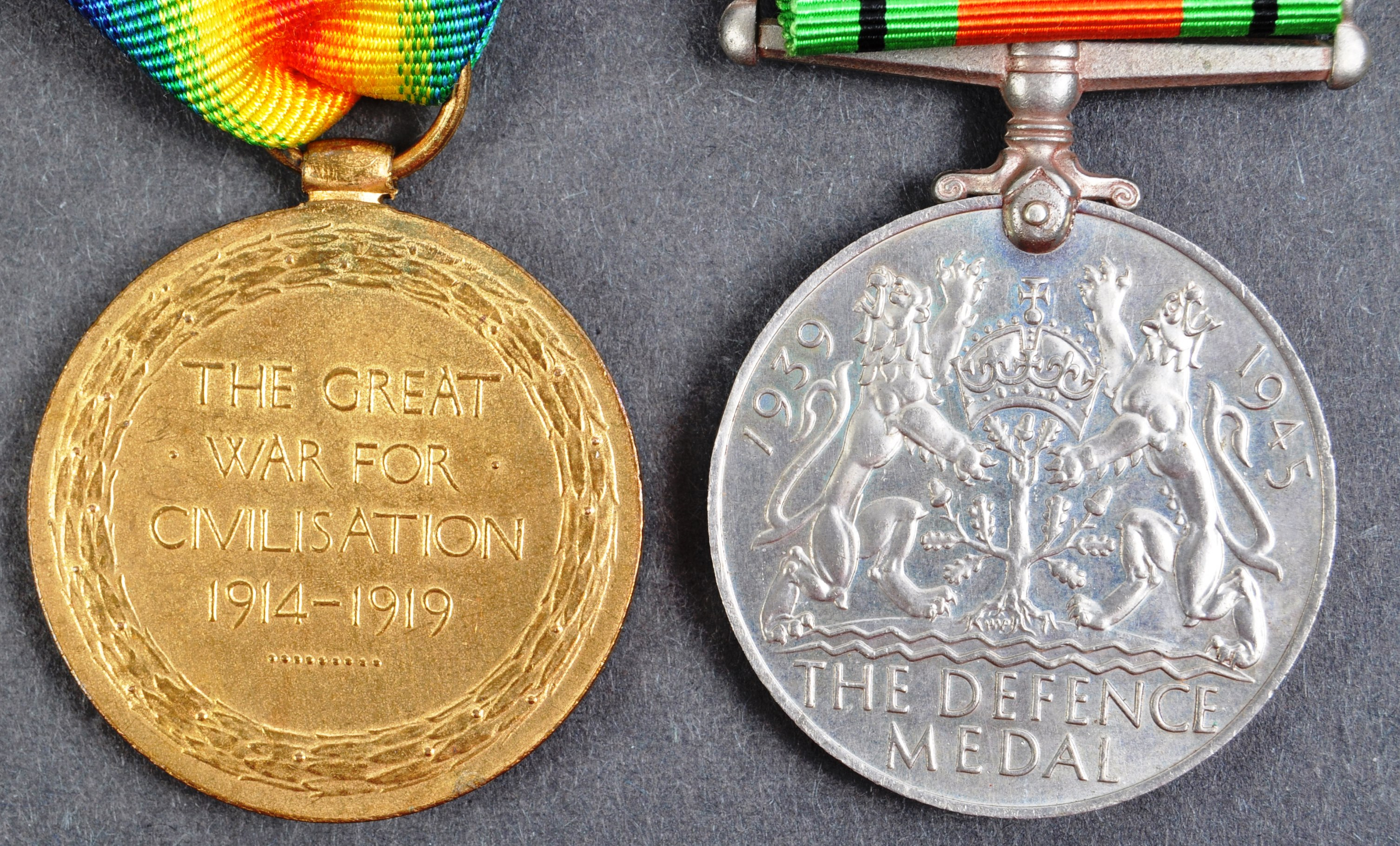WWI & WWII INTEREST MEDAL GROUP - ACTING SERGEANT IN THE RAMC - Image 5 of 8