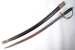 20TH CENTURY INDIAN CAVALRY SWORD
