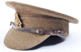 INTER WAR PERIOD BRITISH R.A.O.C UNIFORM DRESS CAP