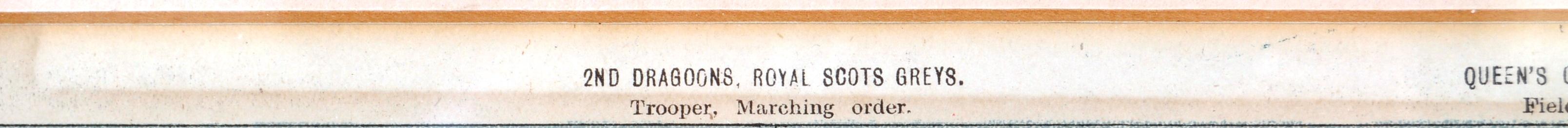 RICHARD SIMKIN - THE SCOTTISH REGIMENTS OF THE BRITISH ARMY - Image 3 of 7