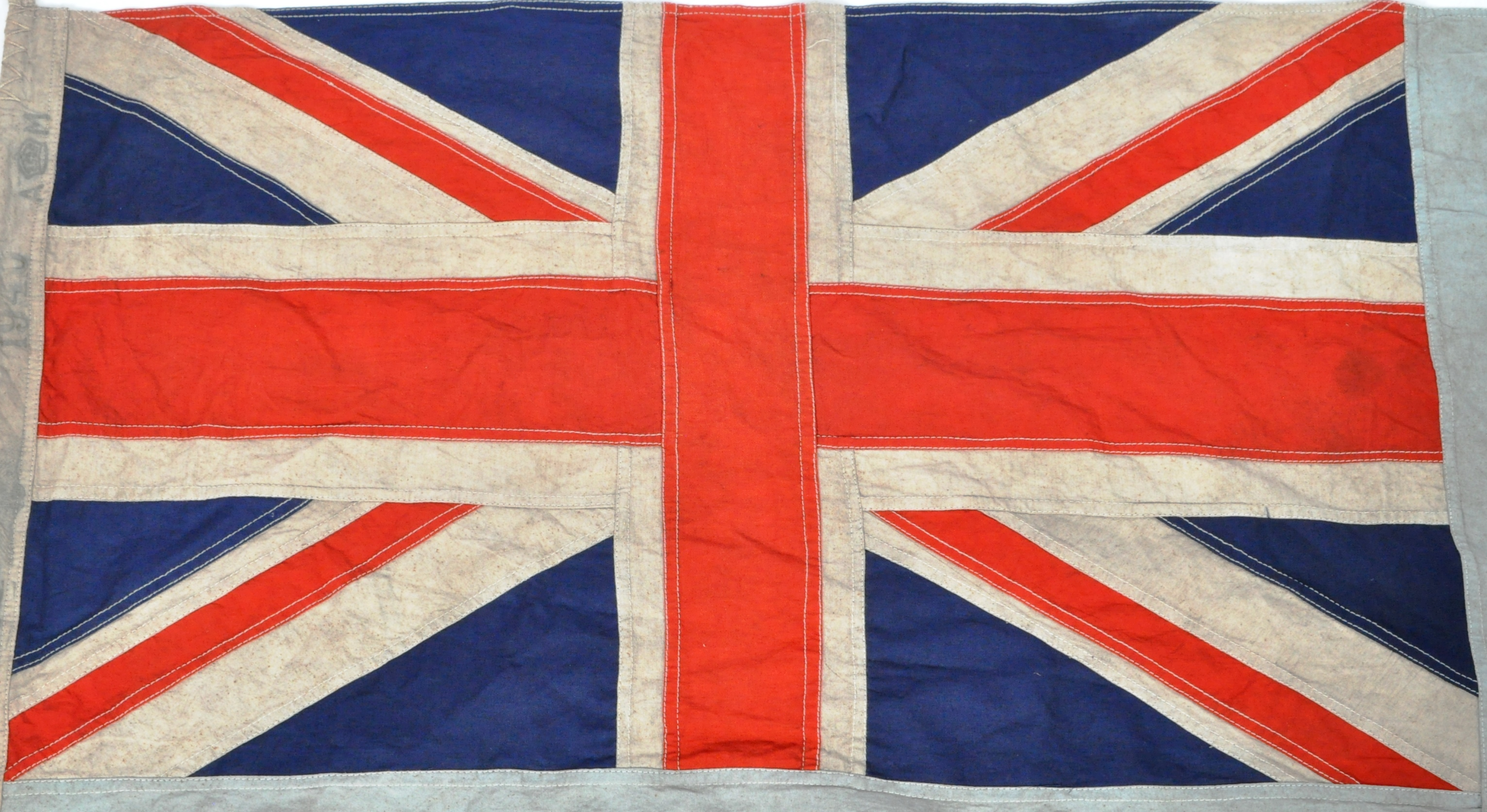 WWII SECOND WORLD WAR TYPE RAF AIRFIELD FLAG - DEBDEN - Image 3 of 8