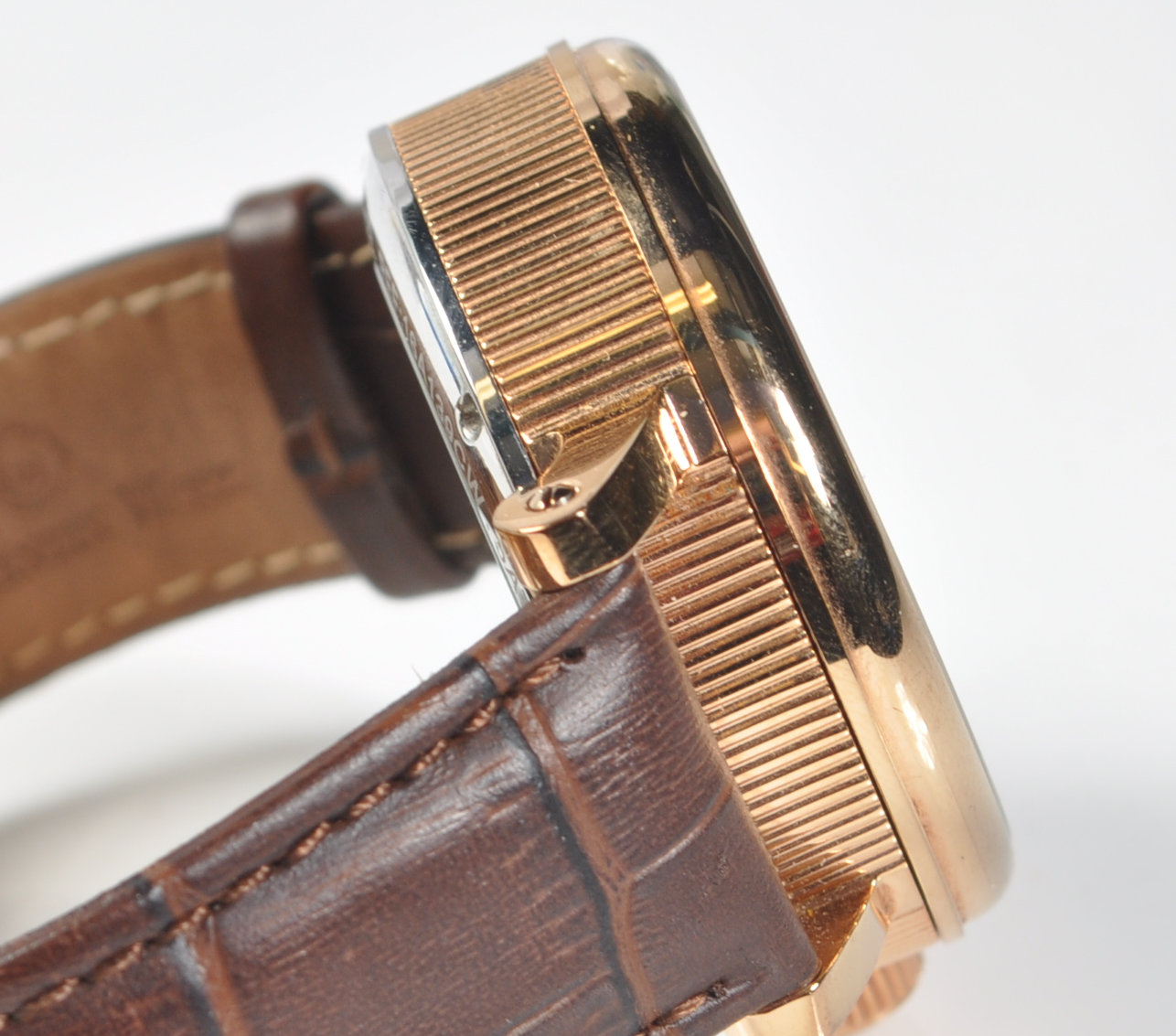 CONSTANTIN WEISZ DOUBLE HEART AUTOMATIC WRISTWATCH - Image 3 of 7