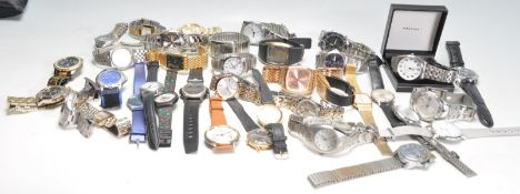 GROUP OF VINTAGE WRIST WATCHES