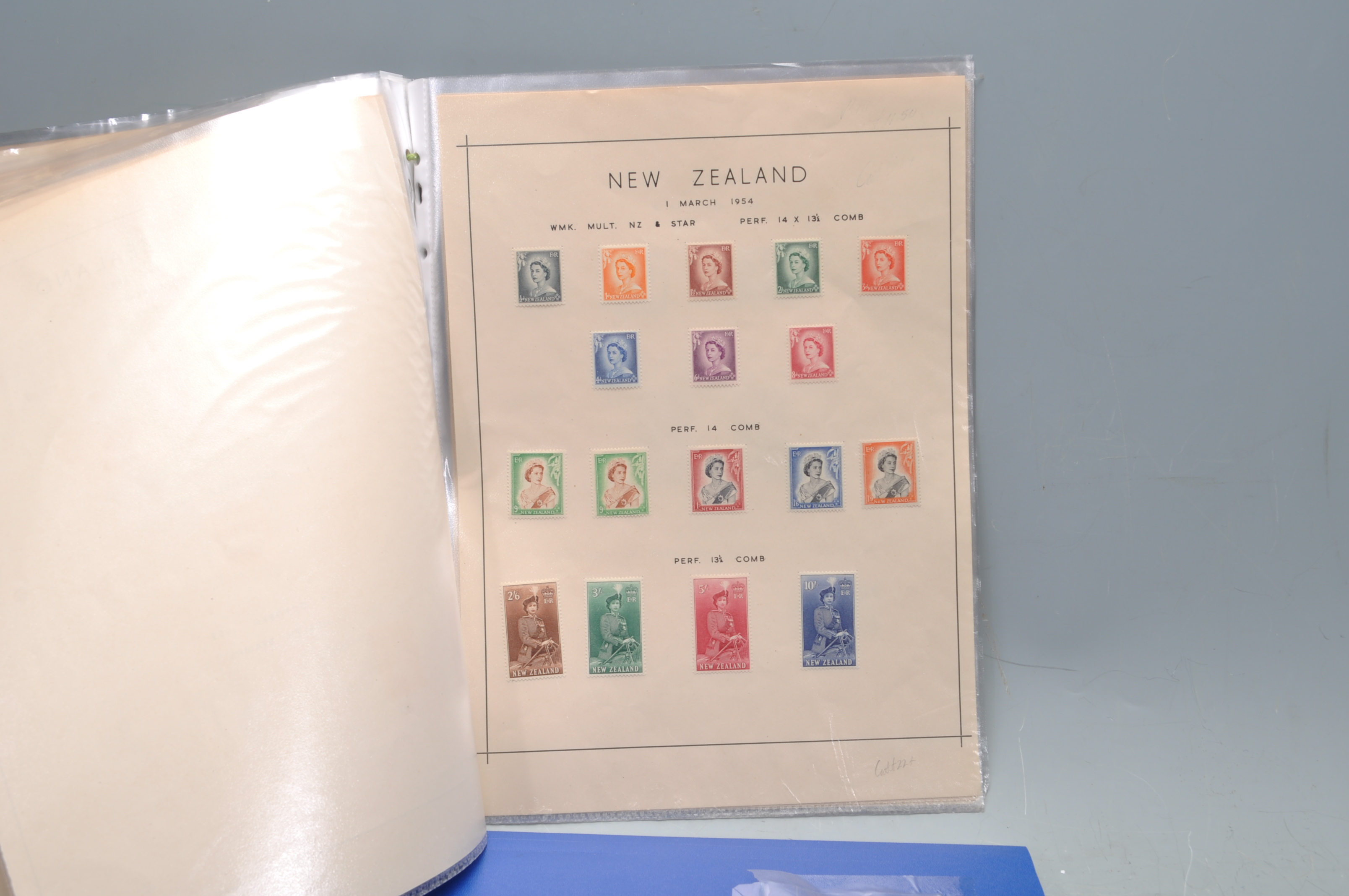 NEW ZEALAND MINT COLLECTION OF POSTAGE STAMPS - Image 8 of 8