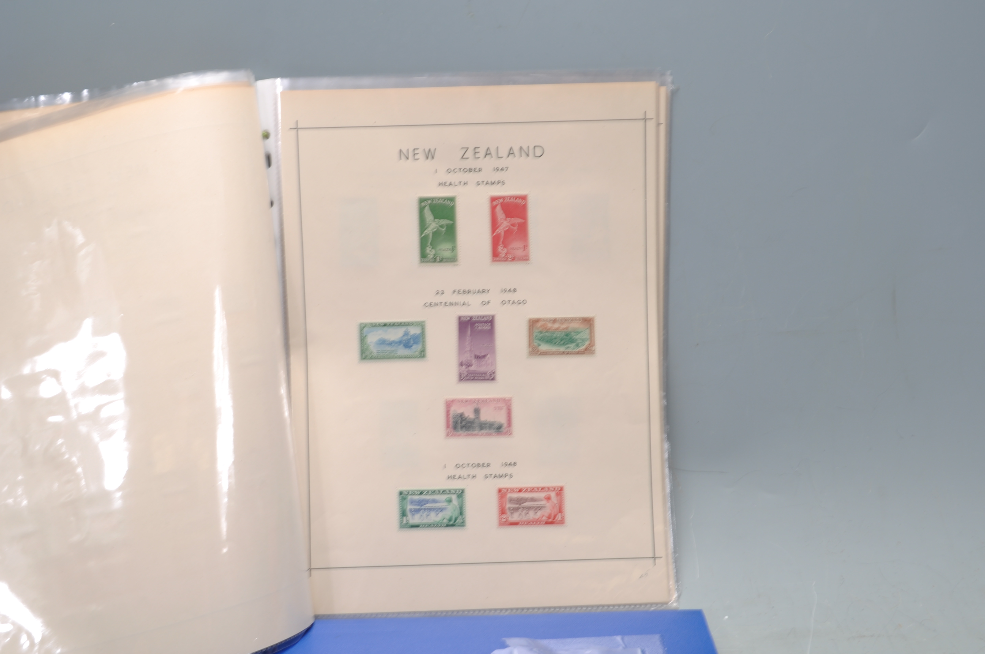 NEW ZEALAND MINT COLLECTION OF POSTAGE STAMPS - Image 5 of 8