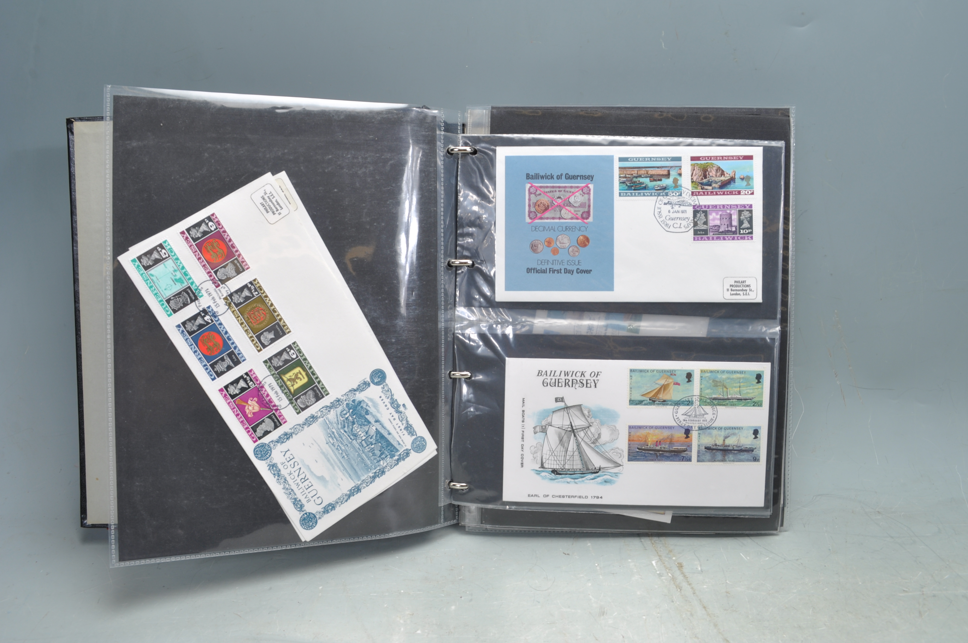 STAMPS - CHANNEL ISLANDS AND ISLE OF MAN - Image 9 of 13