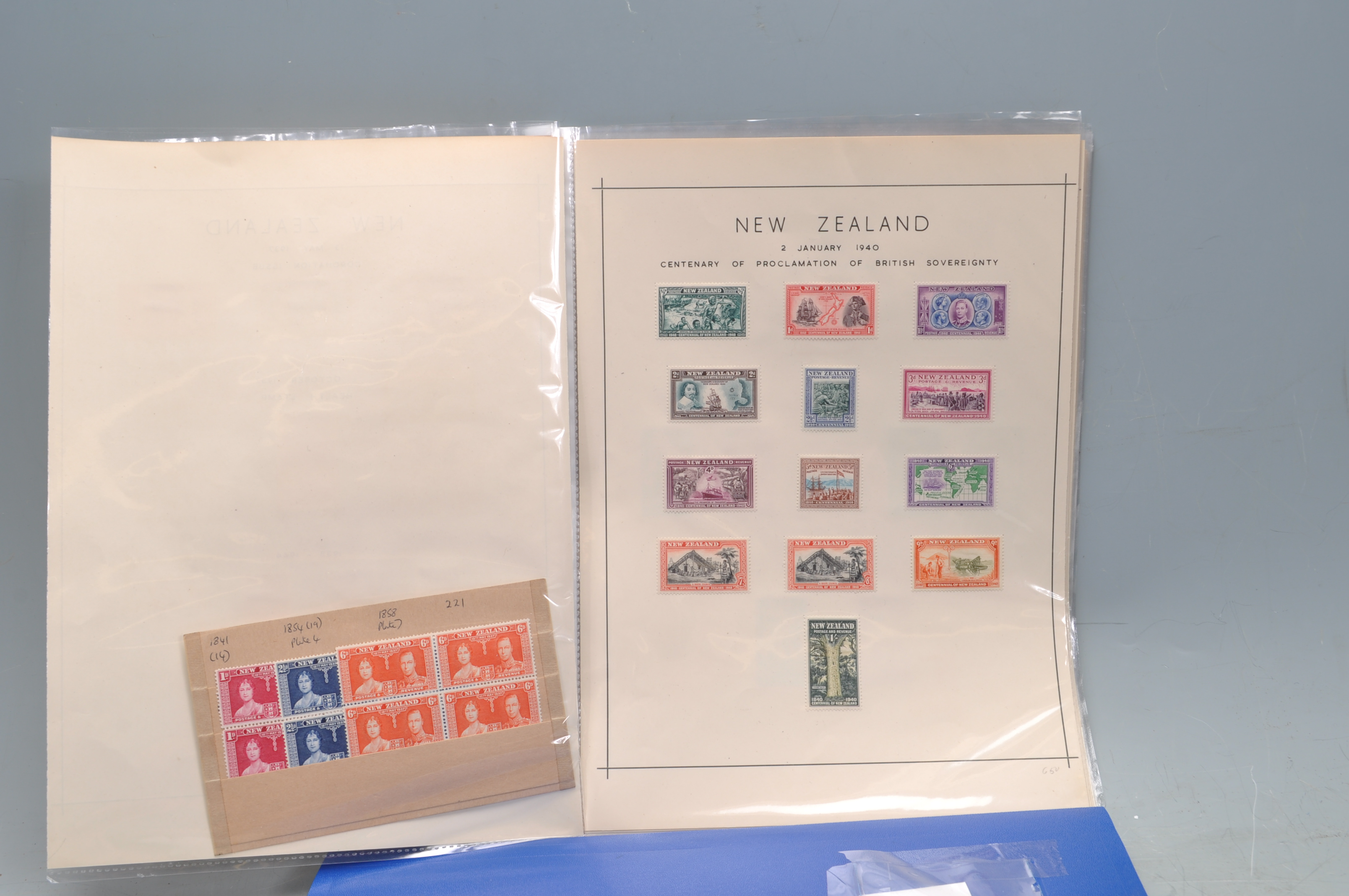 NEW ZEALAND MINT COLLECTION OF POSTAGE STAMPS - Image 3 of 8