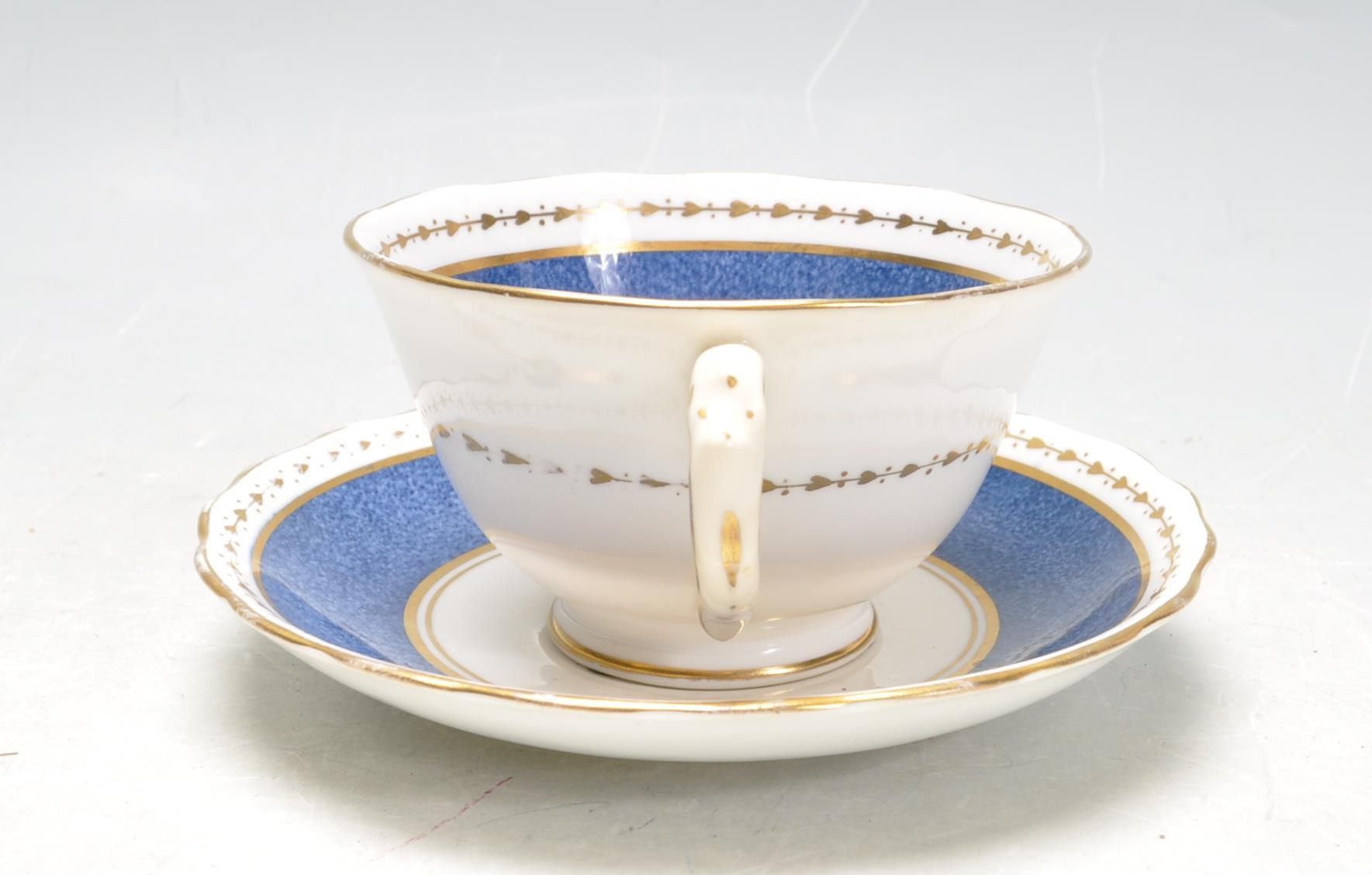 COLLECTION OF NEW CHELSEA STAFFORDSHIRE TEA SERVICE. - Image 3 of 4