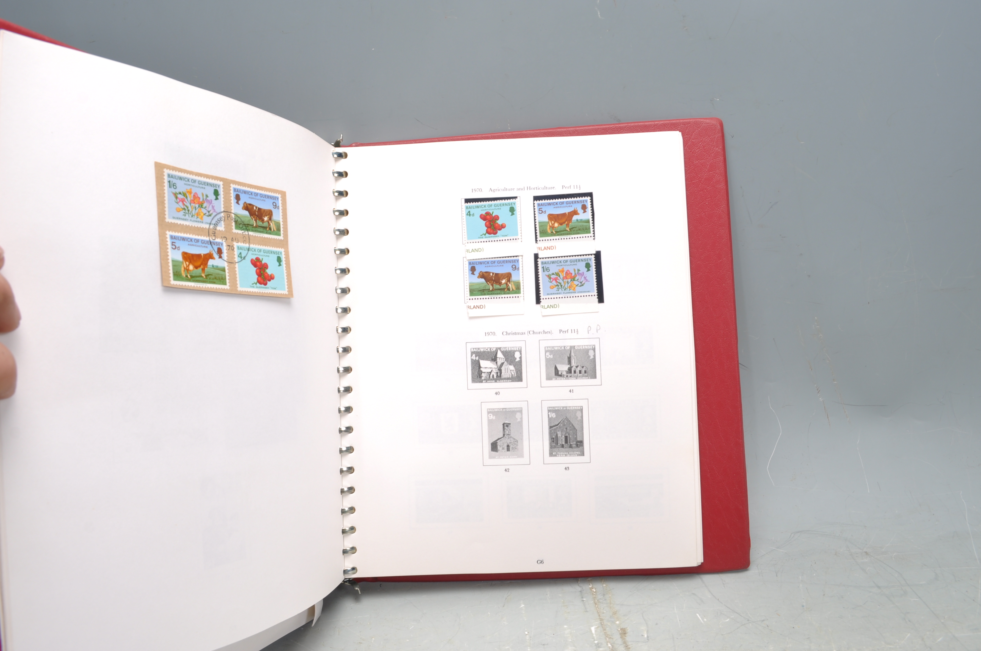 STAMPS - CHANNEL ISLANDS AND ISLE OF MAN - Image 13 of 13