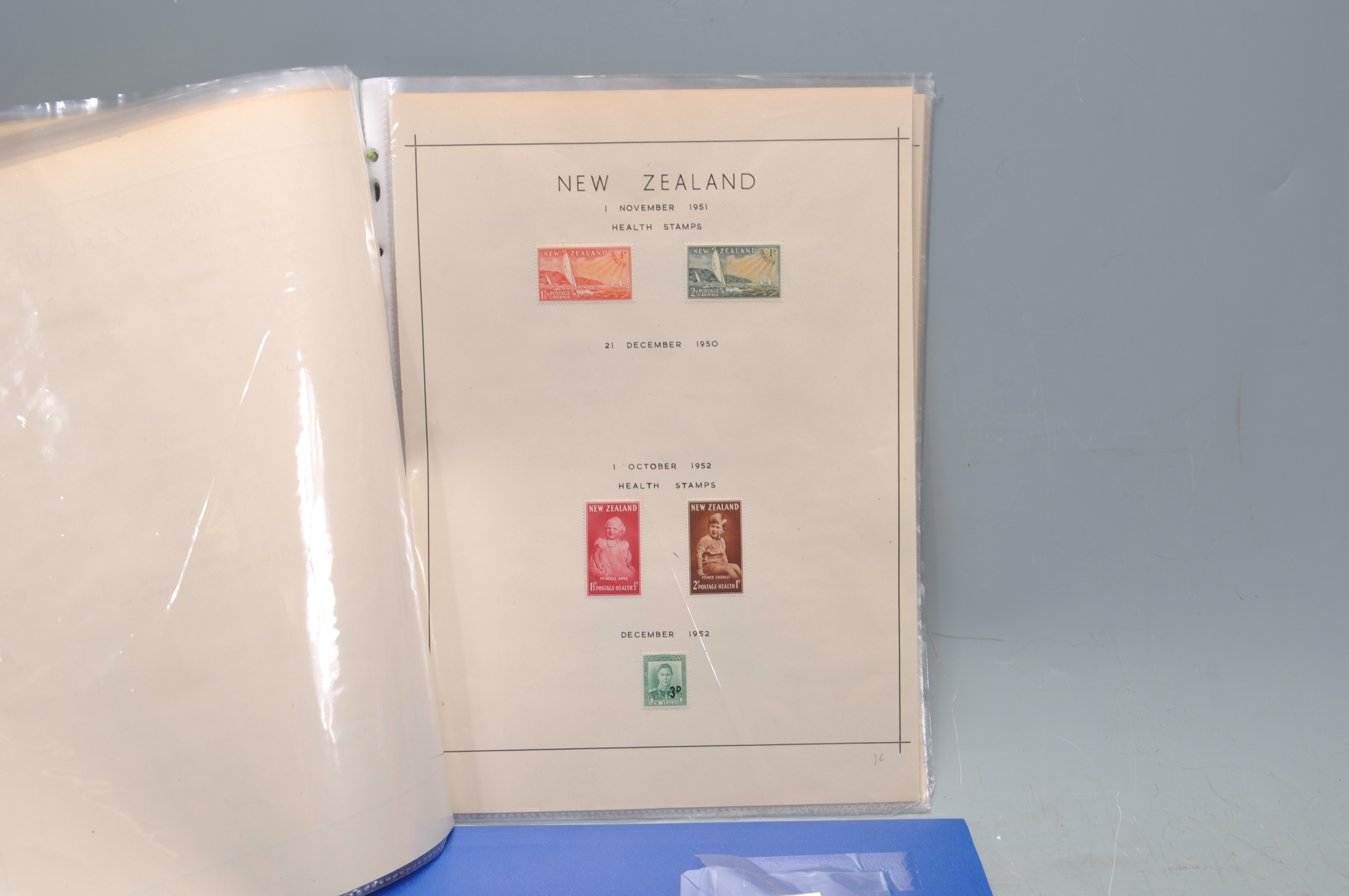 NEW ZEALAND MINT COLLECTION OF POSTAGE STAMPS - Image 6 of 8