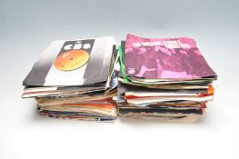 LARGE COLLECTION OF 45RPM VINYL SINGLES
