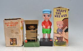 TWO VINTAGE 20TH CENTURY CHILDRENS TOYS