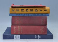 COLLECTION OF VINTAGE 20TH CENTURY BUIDLERS CATALOGUES