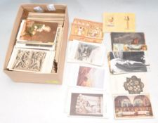 POSTCARDS - OLD PICTURE POSTCARDS X700