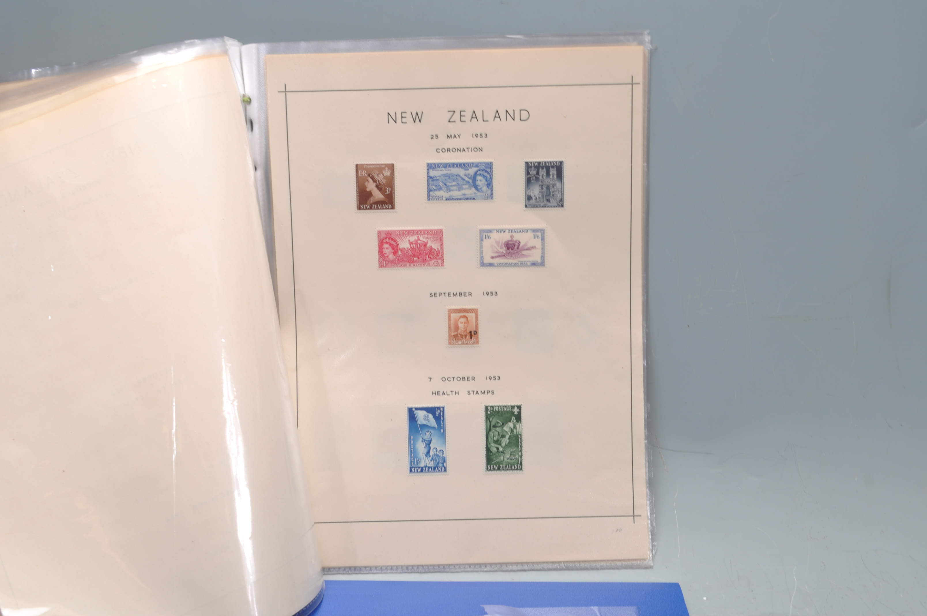NEW ZEALAND MINT COLLECTION OF POSTAGE STAMPS - Image 7 of 8