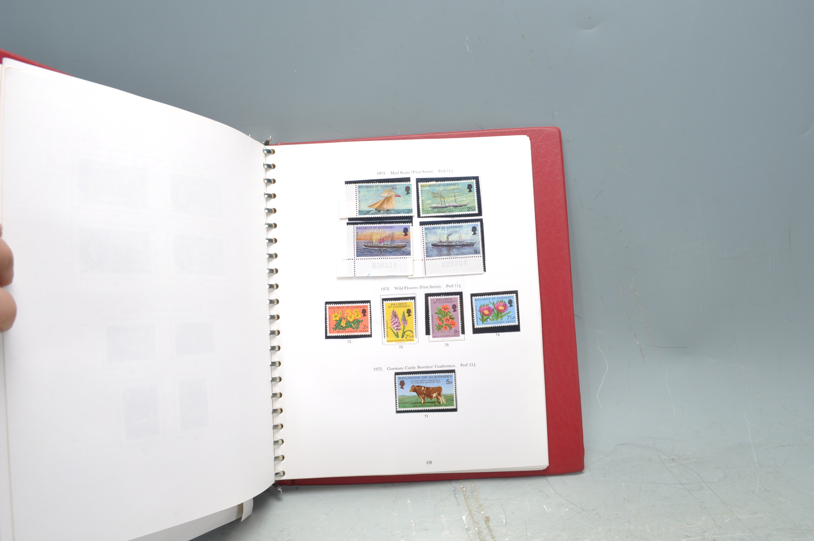 STAMPS - CHANNEL ISLANDS AND ISLE OF MAN - Image 12 of 13