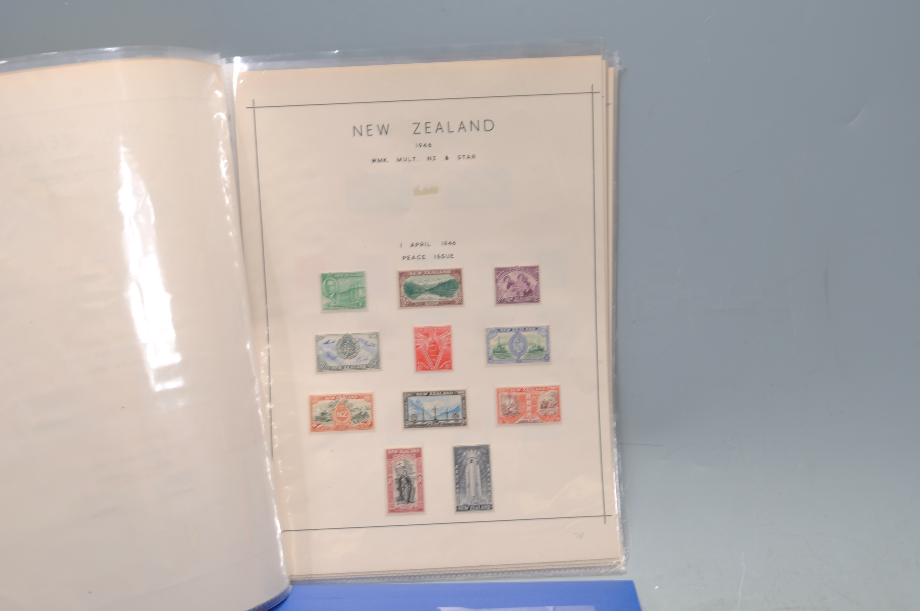 NEW ZEALAND MINT COLLECTION OF POSTAGE STAMPS - Image 4 of 8