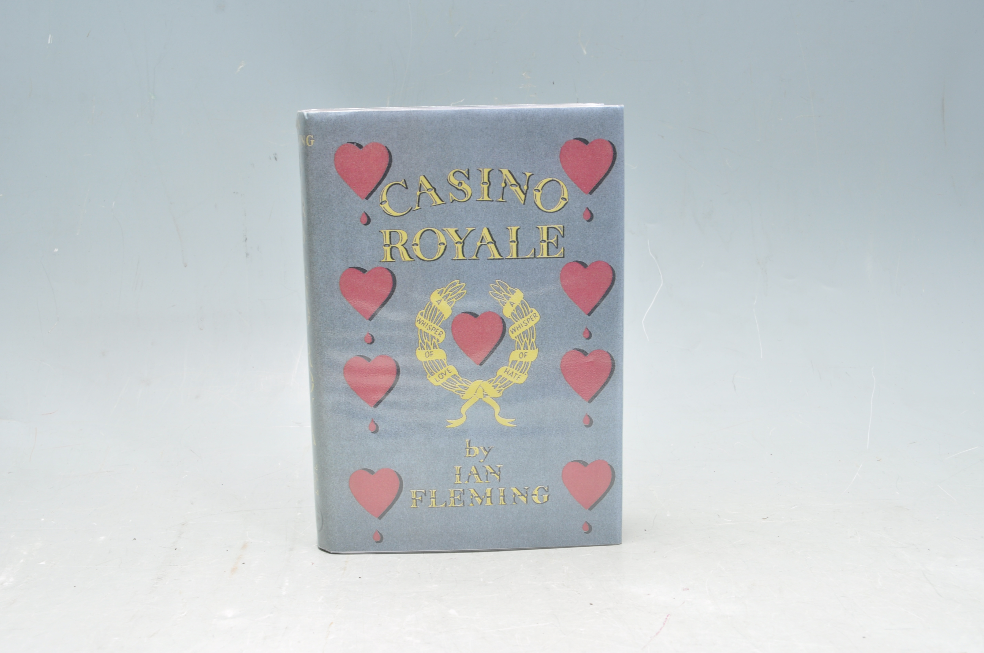FIRST EDITION CASINO ROYALE BY IAN FLEMING