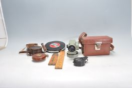 VICKERS INSTRUMENTS COOKE S24 THEODOLITE AND MEASURING INSTRUMENTS