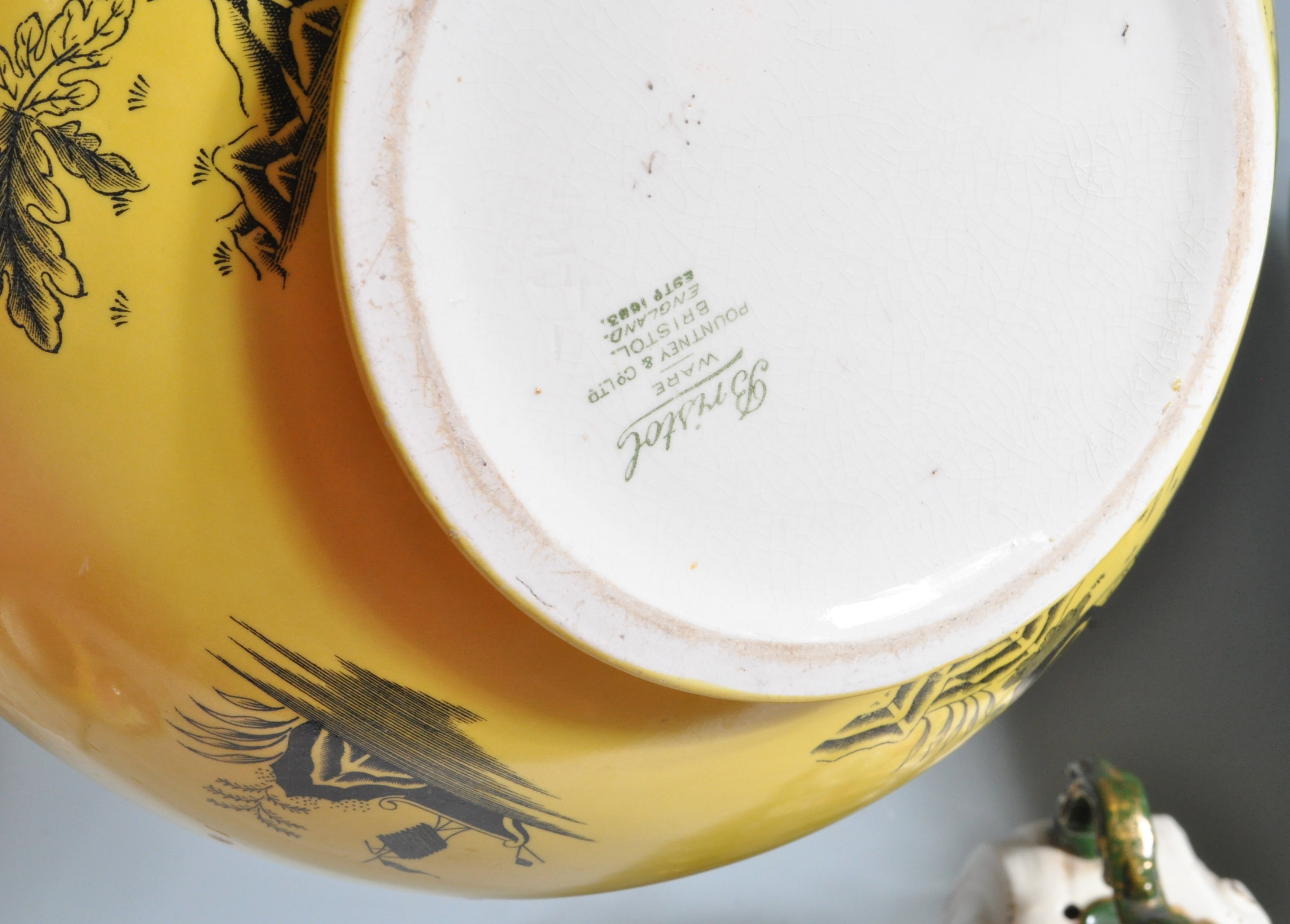 COLLECTION OF VINTAGE 20TH CENTURY CERAMICS - Image 5 of 10