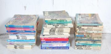 1950'S - 1980'S GILES CARTOONS BOOKS