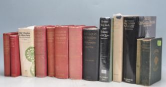 F J BRITTEN'S - OLD CLOCKS AND WATCHES AND MAKERS - BOOKS