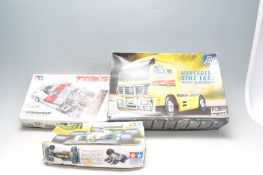 COLELCTION OF THREE SCALE TOY MODEL CARS
