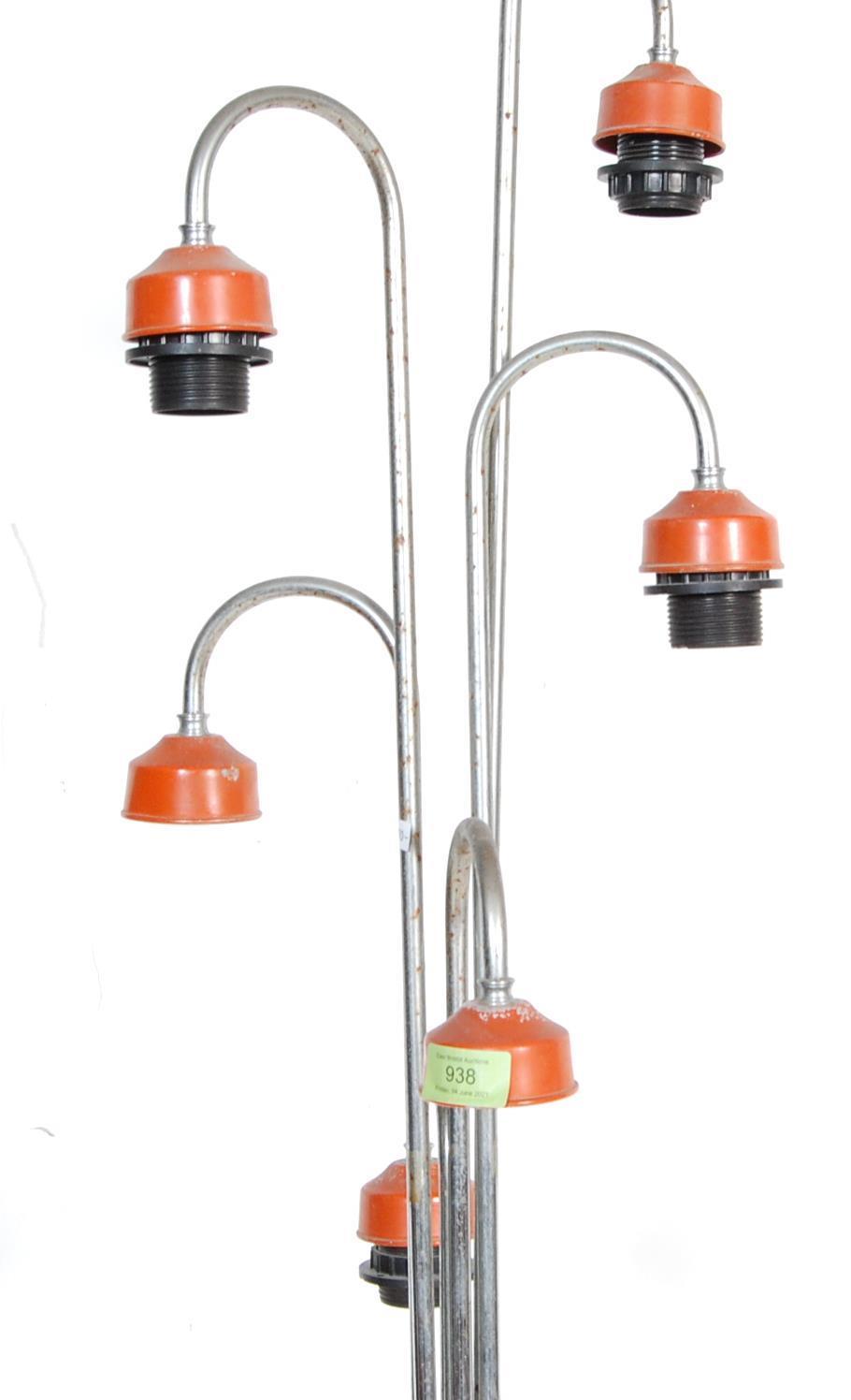 RETRO VINTAGE MID 20TH CENTURY STANDARD LAMPS - Image 2 of 4