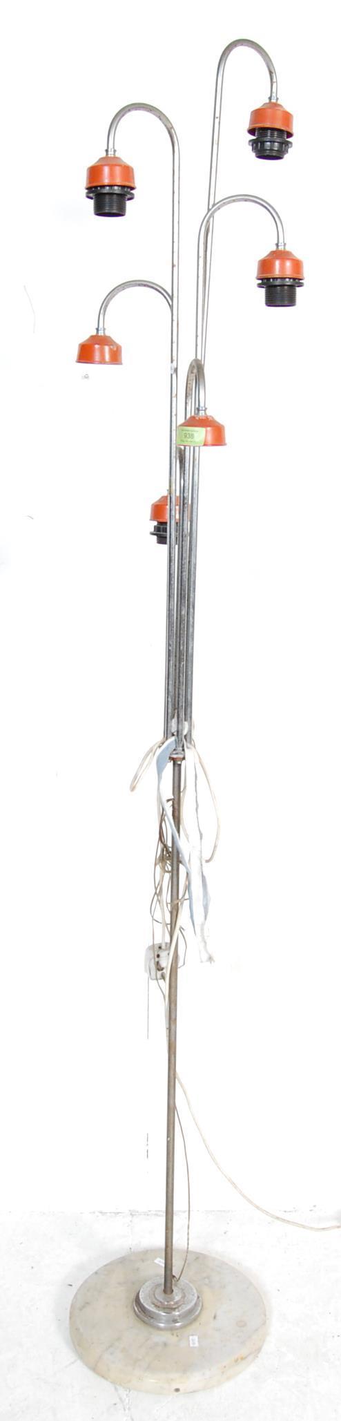 RETRO VINTAGE MID 20TH CENTURY STANDARD LAMPS