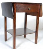 MID 20TH CENTURY OAK SIDE / OCCASIONAL TABLE