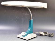 TRIDENT - MODEL 955 DELUXE - ORIGINAL RETRO VINTAGE DESK LAMP
