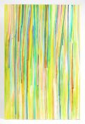 ANDREW WEIS - TRANSLUCENT VEIL LARGE ENAMEL AND OIL PAINTING