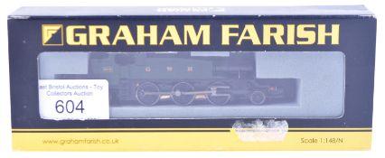 ORIGINAL GRAHAM FARISH N GAUGE MODEL RAILWAY LOCOMOTIVE